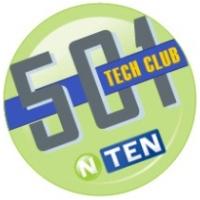 501 Tech Logo