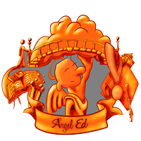 Angel Ed Logo