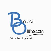 Boston Offline Logo