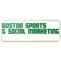 Boston Sports And Social Marketing Logo