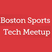 Boston Sports Tech Meetups Logo