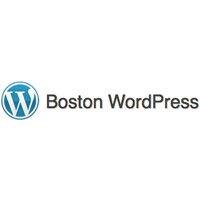 Boston WordPress Logo