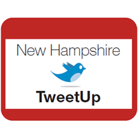 New Hampshire TweetUp Logo
