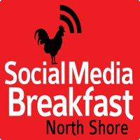 Social Media Breakfast North Shore Logo