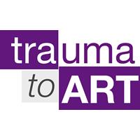 Trauma to Art Logo