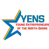 Yens Young Entrepreneurs of the North Shore Logo